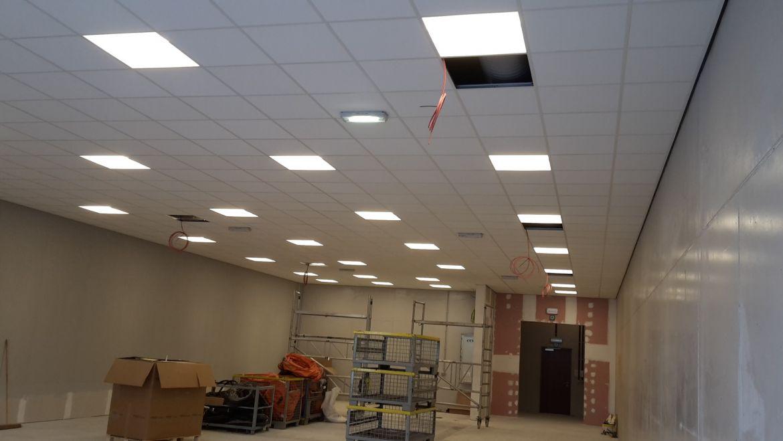 relight led panels slv (dpd antwerpen)